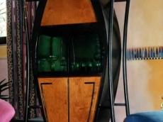 Möbeldesign: Barschrank