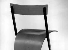 Möbeldesign: Serienstuhl