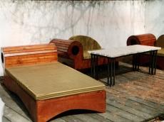 Möbeldesign: Salon de Jardin